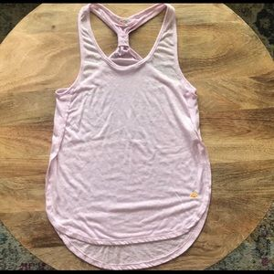 Super cute light pink tank from C and C ❤️